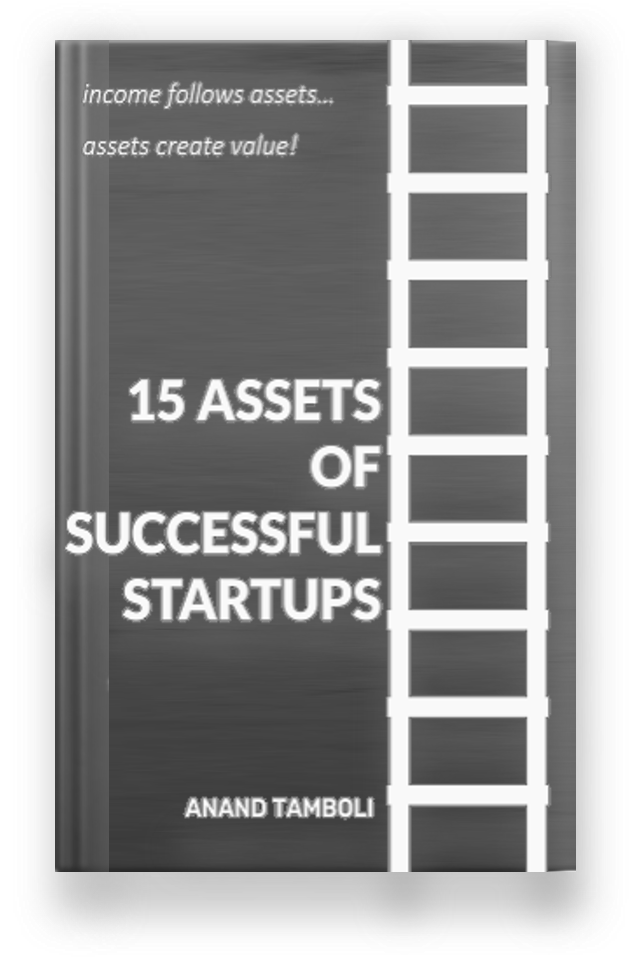 15 Assets - Startup to Company - Checklist