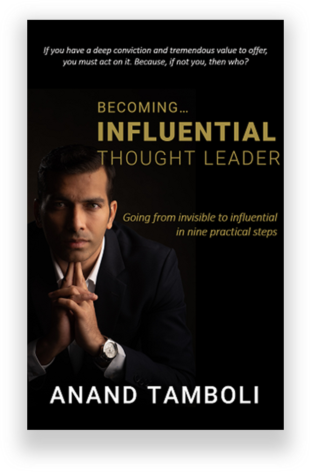 Becoming Influential Thought Leader
